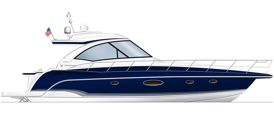 Luxury Performance Yachts Build Your Own Formula Yacht